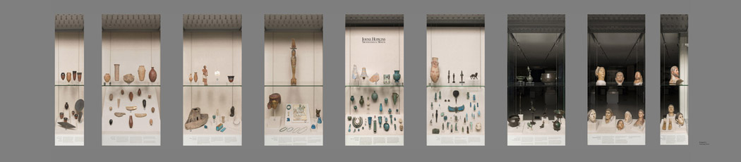 Johns Hopkins Archaeological Museum Online Exhibition